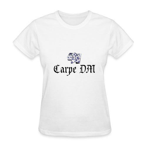 Carpe DM. (Womens) - Women's T-Shirt
