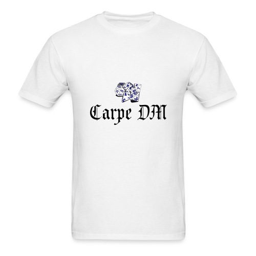 Carpe DM. (Mens) - Men's T-Shirt