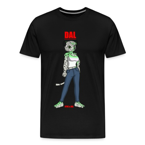 Men's Dal T-Shirt - Men's Premium T-Shirt