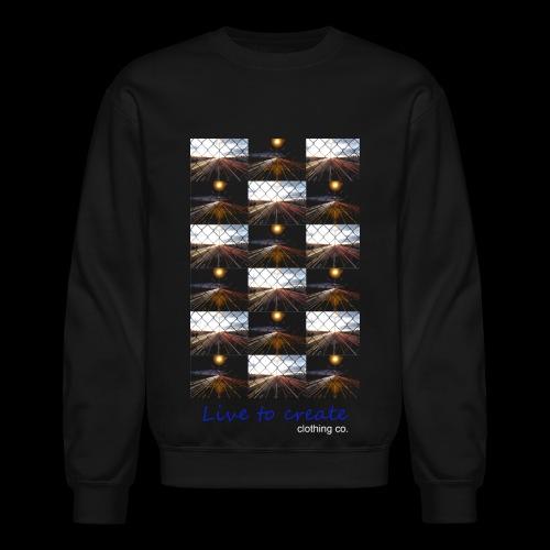 DAY/NIGHT Crew - Crewneck Sweatshirt