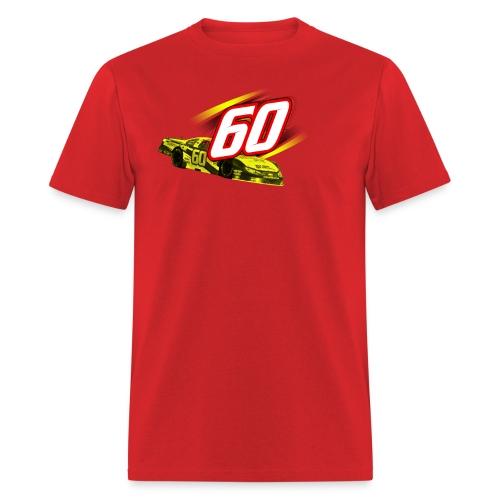 DJ Shaw - Red Mens - Men's T-Shirt