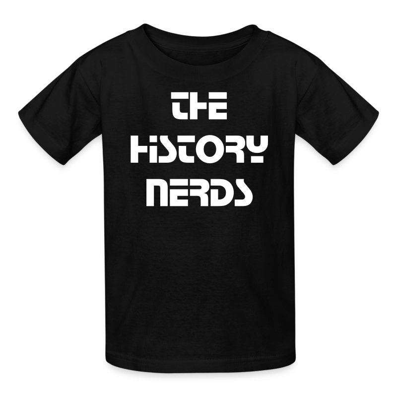 Kids's thehistorynerds T-Shirt  - Kids' T-Shirt