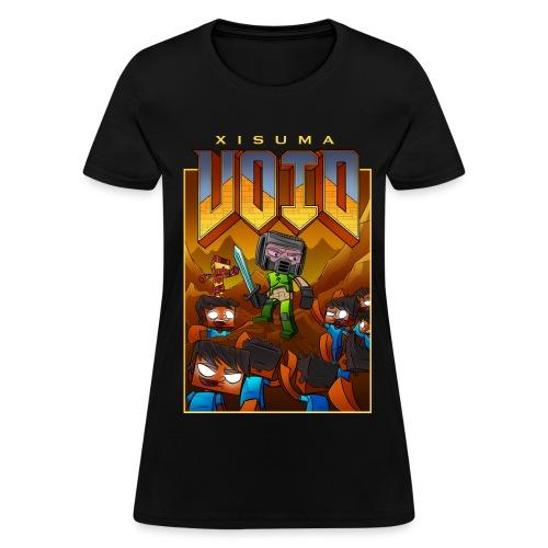DOOMVOID (WOMENS) PATREON - Women's T-Shirt