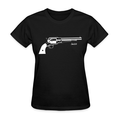Luke 22:36 Sell Your Cloak - Women's T-Shirt