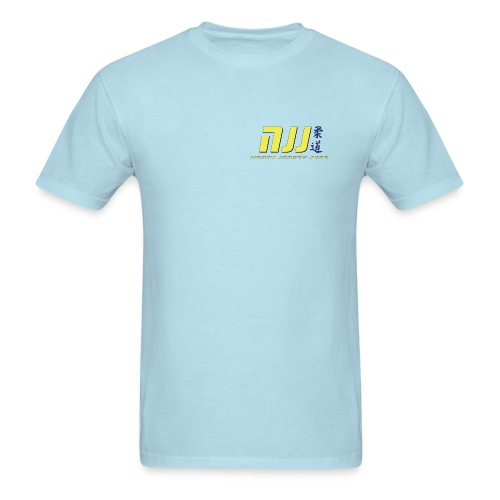 NJJ T-Shirt Light Blue - Men's T-Shirt