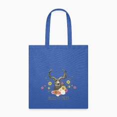 Hello my Deer | Design your own Fun-Shirts Bags & backpacks