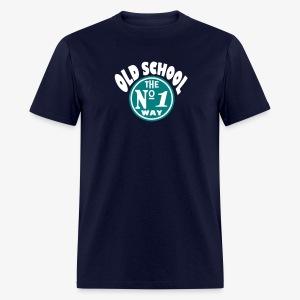 nostalgic hipster - Men's T-Shirt