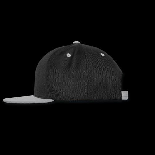 Live to create - Snapback GREY - Snap-back Baseball Cap