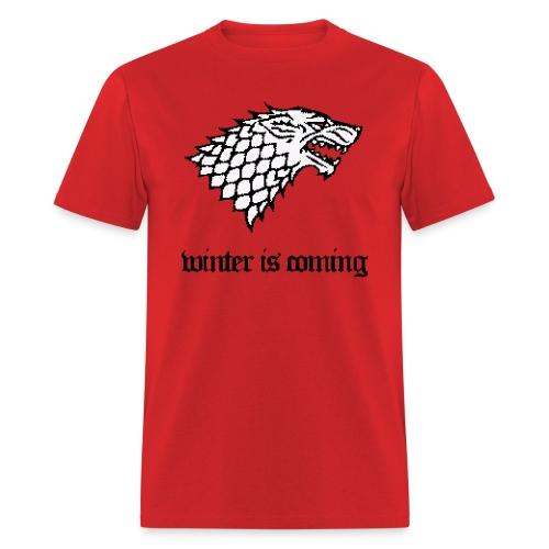 Winter - Men's T-Shirt