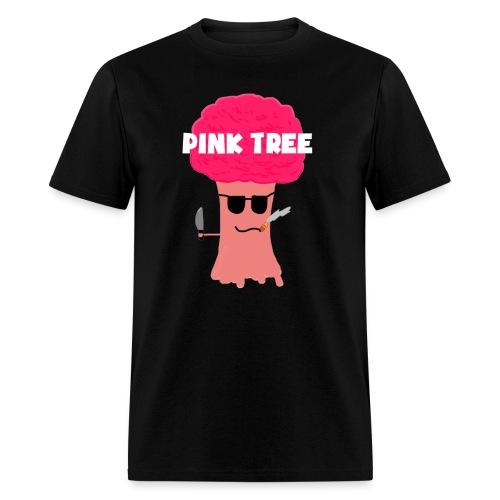 Pink Tree Men's - Men's T-Shirt