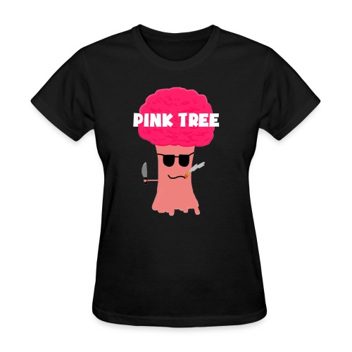 Pink Tree Women's - Women's T-Shirt