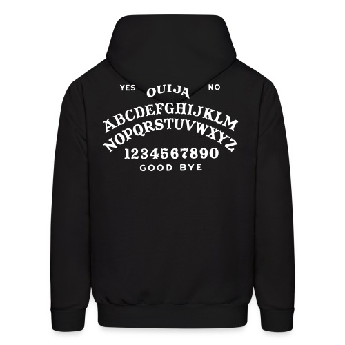 Mens Ouija Hoodie - Men's Hoodie