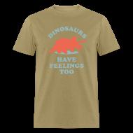 T-Shirts ~ Men's T-Shirt ~ Feelings