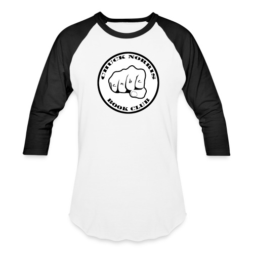 CNBC Fist Broomball Team Shirt. 2014-15 Season - Baseball T-Shirt