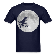 T-Shirts ~ Men's T-Shirt ~ Clever Girl Phone Home
