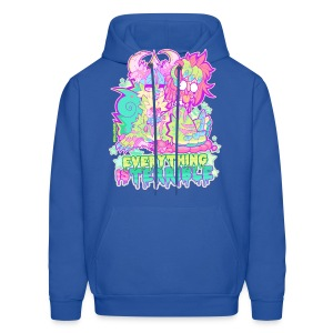 EVERYTHING IS GOOD - Men's Hoodie