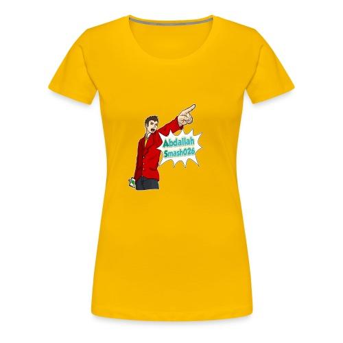 Ladies OBJECTION! AC:HHD Tee! - Women's Premium T-Shirt
