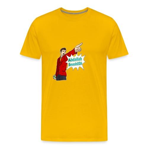 Men's OBJECTION AC:HHD Tee! - Men's Premium T-Shirt