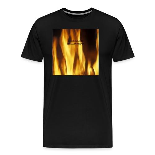 SOCIAL DISORDER men's t-shirt - Men's Premium T-Shirt