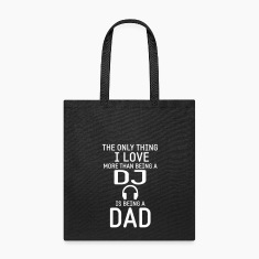 A DJ AND DAD Bags & backpacks