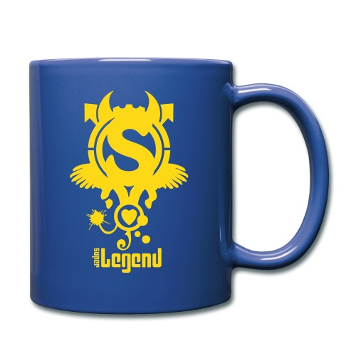 SUPERLEGEND MAN - single sided print - Full Color Mug