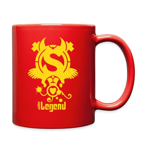 SUPERLEGEND WOMAN - single sided print - Full Color Mug