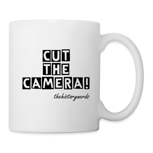 CUT THE CAMERA! Tea Mug - Coffee/Tea Mug