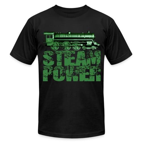 Steam Power #1A