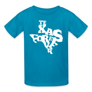 Texas Forever Kids' T-Shirt - Kids' T-Shirt