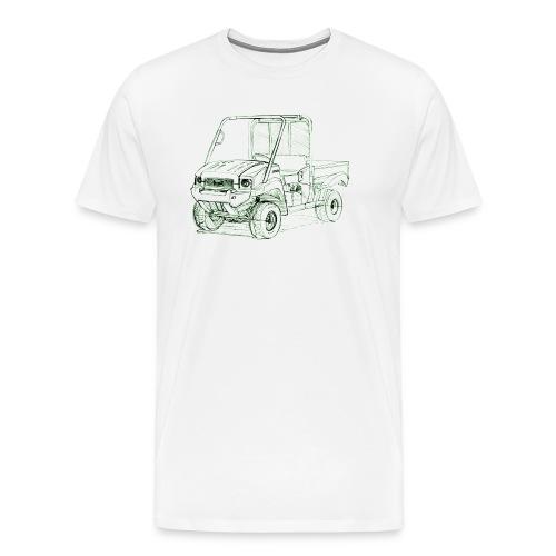Kaw Mule 4000 2010+ - Men's Premium T-Shirt
