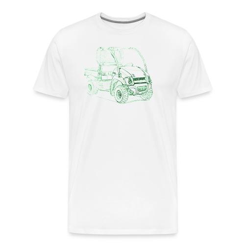 Kaw Mule 600-650 2009+ - Men's Premium T-Shirt