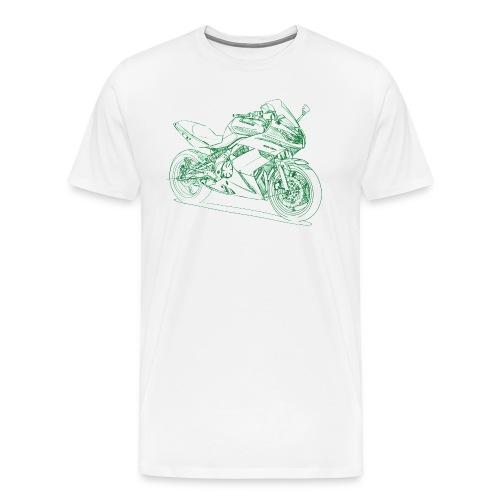 Kaw ER6f 2010 - Men's Premium T-Shirt