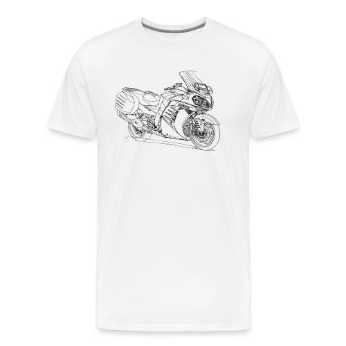 Kaw Concour14 2015 - Men's Premium T-Shirt