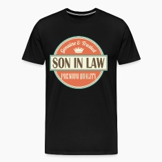 Son In Law gift (vintage) T-Shirts