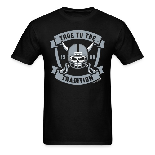True to the Tradition Shirt - Men's T-Shirt