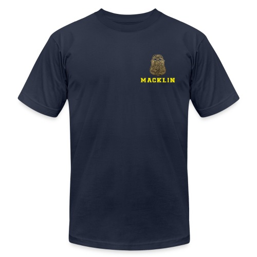 BURT MACKLIN! FBI! - Men's  Jersey T-Shirt