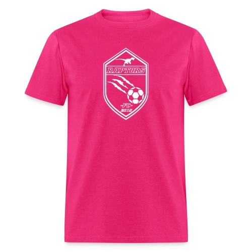 Adult Raptor Shield Shirt - White - Men's T-Shirt