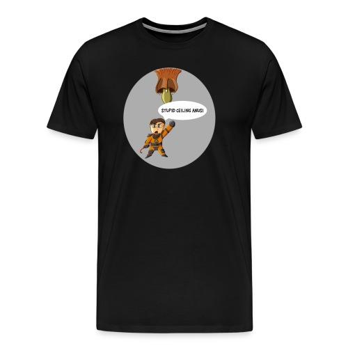 Ceiling Anus - Mens - Men's Premium T-Shirt