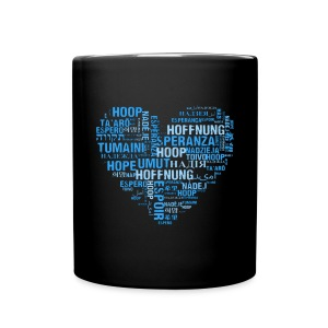 Heart of Hope Mug - Full Color Mug
