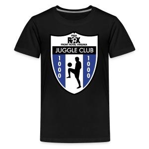 Kid's ROX Juggle Club - 1000 - Kids' Premium T-Shirt