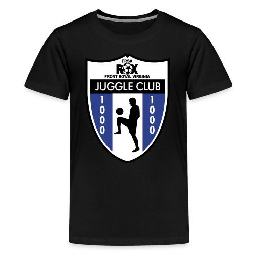 Kid's ROX Juggle Club - 1000 - Kids' Premium T-Shirt