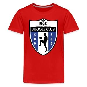 Kid's ROX Juggle Club - 500 - Kids' Premium T-Shirt
