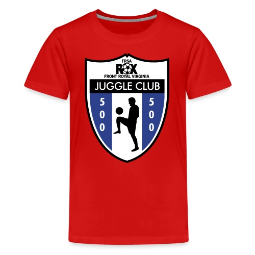 Kid's ROX Juggle Club - 500 - Kids' Premium T-Shirt