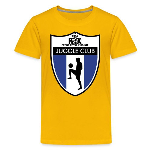 Kid's ROX Juggle Club - Blank - Kids' Premium T-Shirt