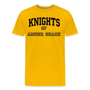Knights of Amber Beach - Men's Premium T-Shirt