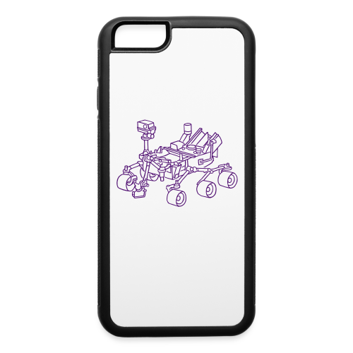 Curiosity, the Marsrover - iPhone 6/6s Rubber Case