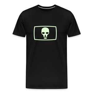 Dr. Tomorrow Glow-in-the-Dark Shirt - Men's Premium T-Shirt