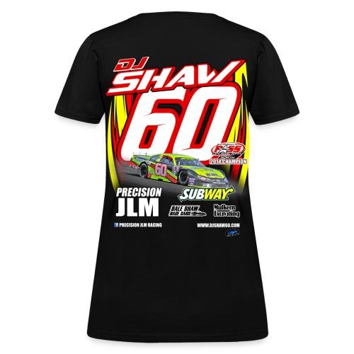 DJ Shaw T-Shirt - Womens - Women's T-Shirt