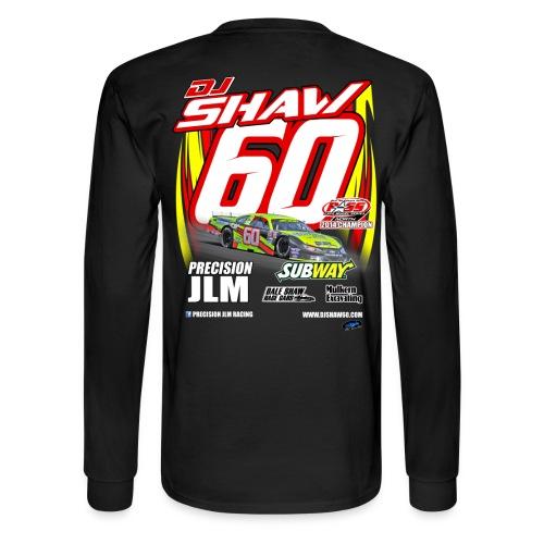 DJ Shaw Long Sleeve - Mens - Men's Long Sleeve T-Shirt