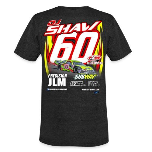 DJ Shaw - Tri-Blend - Unisex Tri-Blend T-Shirt